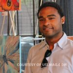 August Mapp of USL Magazine and Style and Beats TV at Powerpreneur