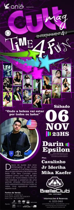 Brazil - Parana - Bielle Club - Nov 2010