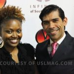 Lillie Mae and Tony Guerrero at Powerpreneur