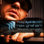 USA - Chicago - Spybar with Max Graham - Apr 2007