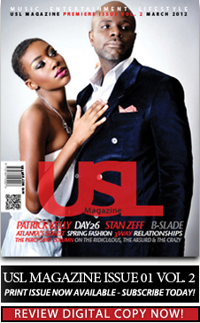USL Magazine's March 2012 Issue