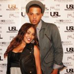 Actress Aumiece and Rap Artist Kalii Kal @ USL Magazine's Issue Release Party