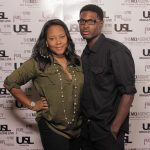 AishaAlbrittain & USL Magazine's Top Model Kellen Marcus @ USL Magazine's Issue Release Party