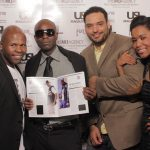 Grammy Winning Producer Magnedo7, Patrick Kelly, Javar Young & Christina Fernander of The MI3 Agency