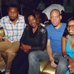 Anthony Q, Sunshine Anderson, aurum lounge, usl magazine, sept 2012 issue