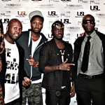 @ USL Magazine's Issue Release Party, magnedo7, producer papa, patrick kelly, usl magazine