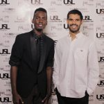 Pop Artist Jaon London & Friend @ USL Magazine's Issue Release Party