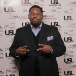 Scotty Scot @ USL Magazine's Issue Release Party