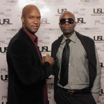 TV Producer Jamaal Smith & USL Magazine's Editor-In-Chief Patrick Kelly