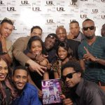 The Crew @ USL Magazine's Issue Release Party