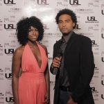 USL Magazine's Top Model Kenya Thomas w: Host of Style & Beats TV Aug M