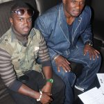 Producer Papa, Tommy Ford, USL Magazine October Issue Release Party at Museum Bar