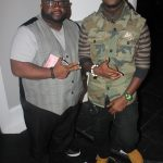 Producer Papa, USL Magazine October Issue Release Party at Museum Bar