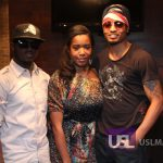 Behind The Scenes Taping of USL Magazine Live With Anthony q & Robin S