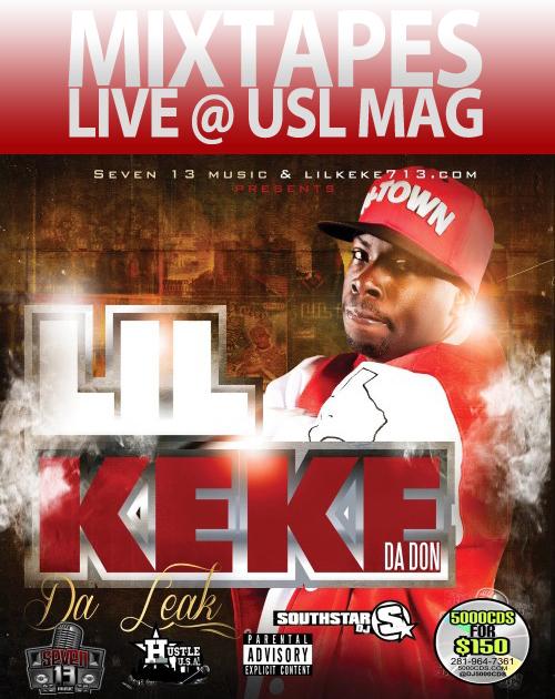 lil keke da don, mixtape, uslmag.com, usl magazine