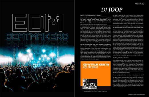 EDM Beat Makers - DJ Joop - Netherlands