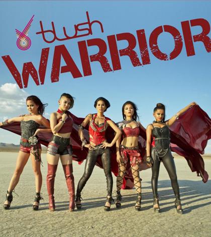 Blush, Warrior, quincy jones, uslmag.com, uslmagazine.com, usl magazine