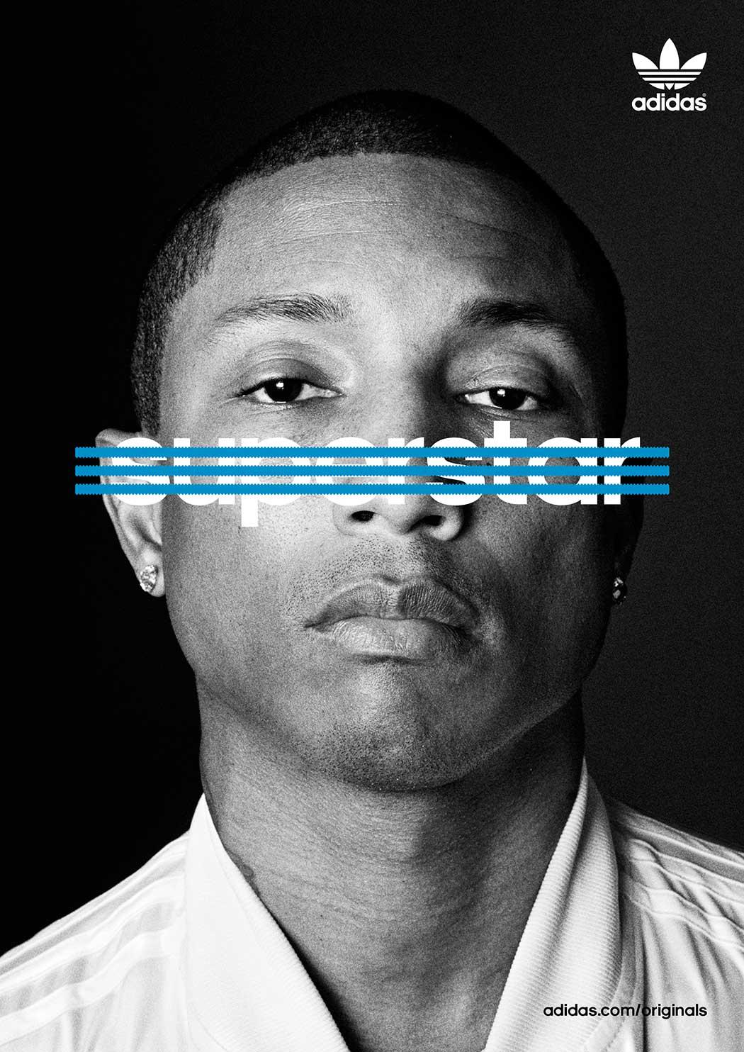 adidas, originals, superstar, pharrell williams, ultimate spotlight, ultimate spotlight magazine, usl magazine, uslmag, uslmag.com, atlanta fashion magazine