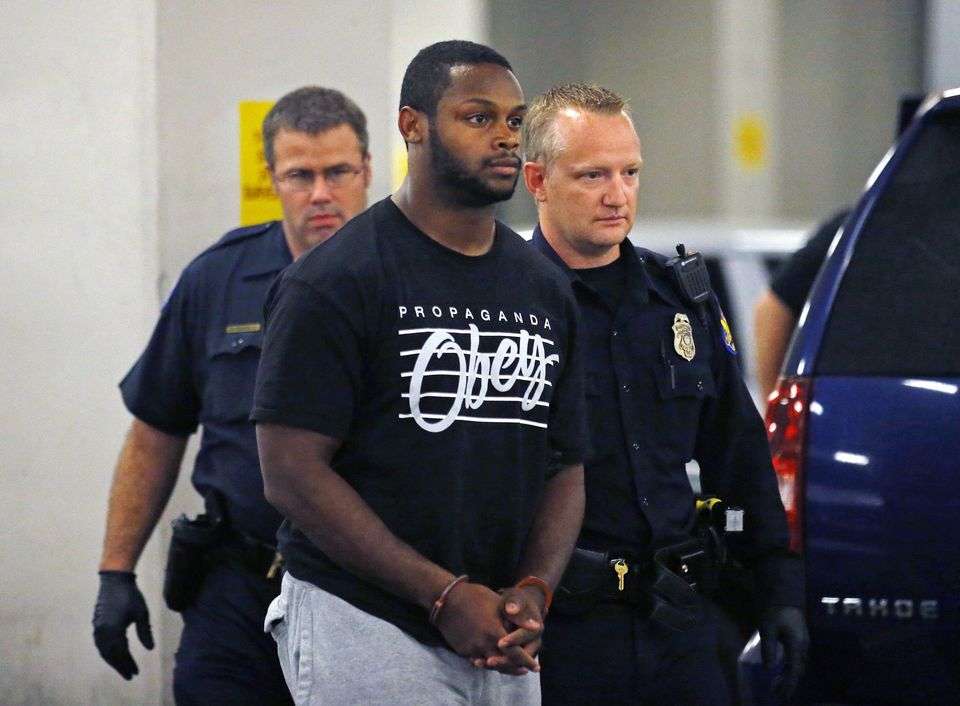 NFL's Jonathan Dwyer Arrested For Alleged Domestic Violence: Report