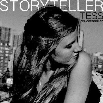 tess, druckenmiller, usl, uslmag, uslmag.com, uslmagazine.com, usl magazine, SONY, Red River Entertainment, Storyteller, album