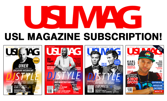 usl magazine, subscription, uslmagazine.com, uslmag.com, usl mag