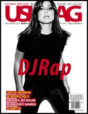USL Magazine July-August - DJ Rap
