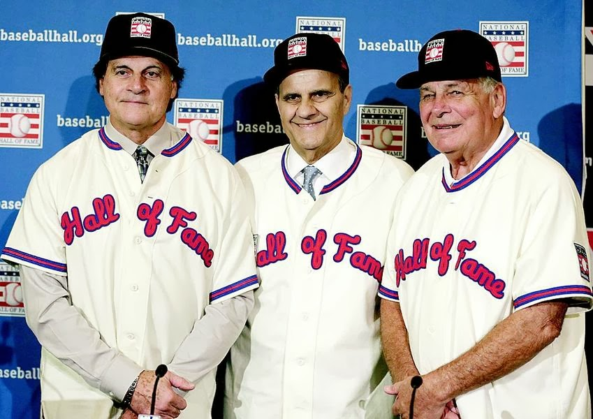 Momentous day for Braves at Hall of Fame induction