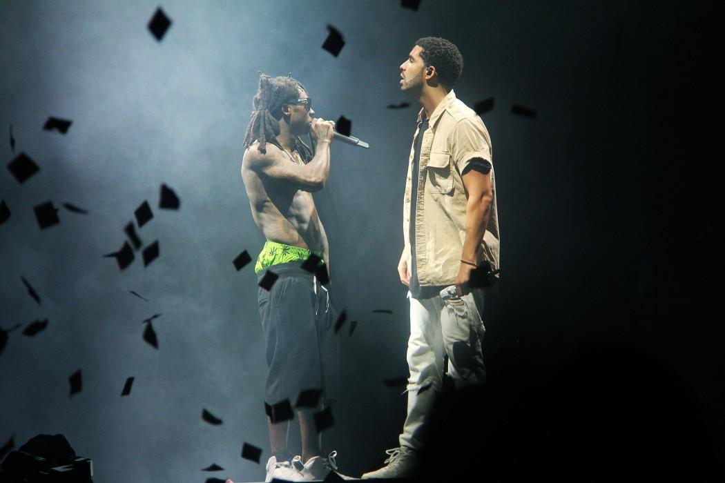 """Lil Wayne Debuts 'Grindin"""" Music Video"""