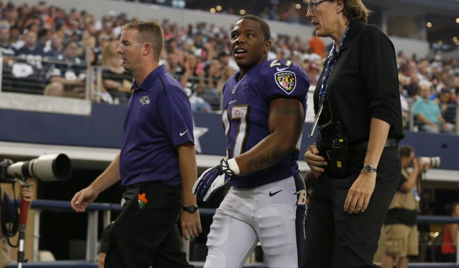 Ray Rice May Be Reinstated Into the NFL This Season: Report