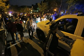 Shaw St. Louis – Violence erupts after vigil at Shaw shooting scene in St. Louis