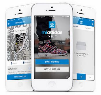 mi adidas, zx flux, usl magazine, uslmagazine.com, uslmag.com, usl mag, uslmag, create sneakers