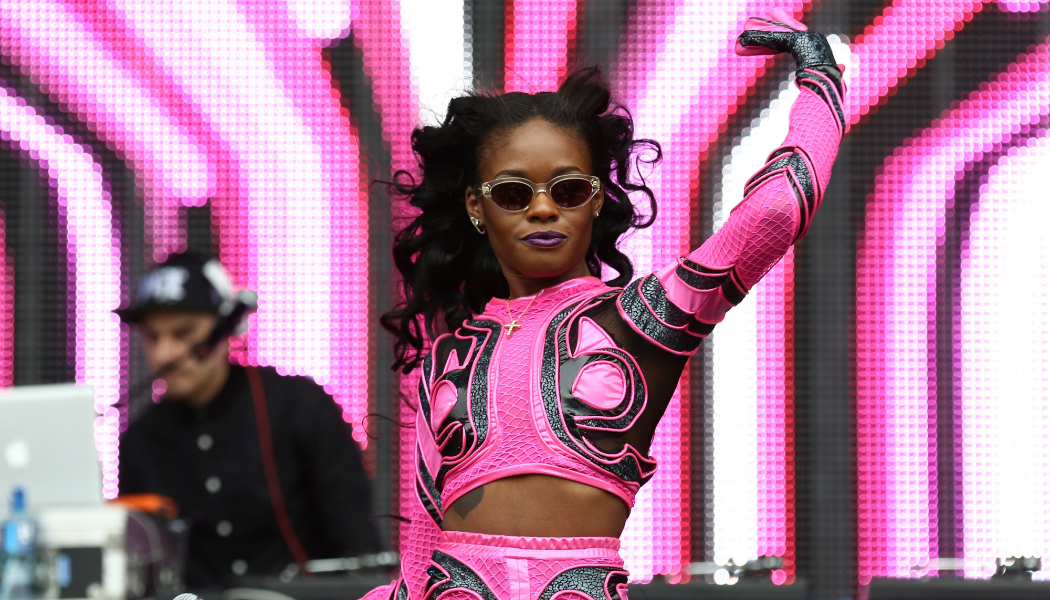 New Recordings: Azealia Banks; Mary J. Blige; Parkay Quarts