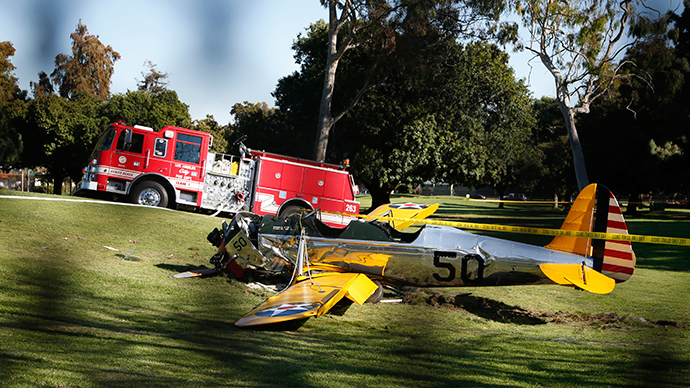 harrison ford, plane crash, ultimate spotlight, ultimate spotlight magazine, usl magazine, uslmagazine.com, uslmag.com, usl mag, uslmag, atlanta entertainment magazine, baltimore entertainment magazine, d.c. entertainment magazine
