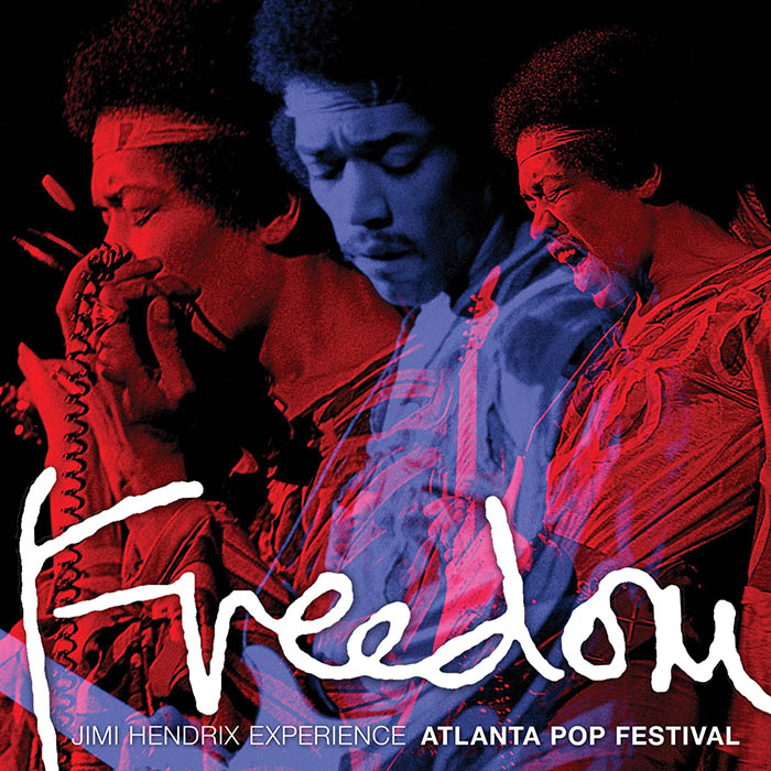 Jimi Hendrix Experience Freedom: Atlanta Pop Festival 2CD/2LP, music release, aug 28, ultimate spotlight, ultimate spotlight magazine, usl magazine, uslmagazine.com, usl mag, uslmag.com, uslmag, ultimate spotlight, atlanta music magazine, baltimore music magazine, d.c. music magazine